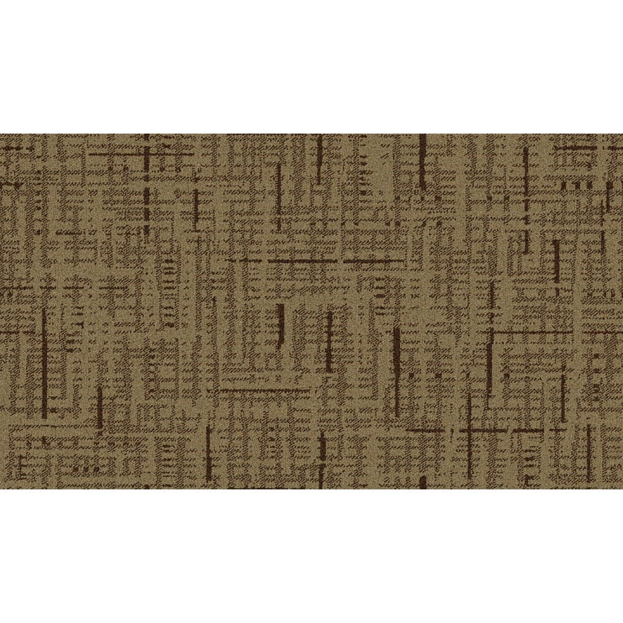 Lexmark Carpet Mills Essentials Presence Hot Fudge Pattern Indoor Carpet