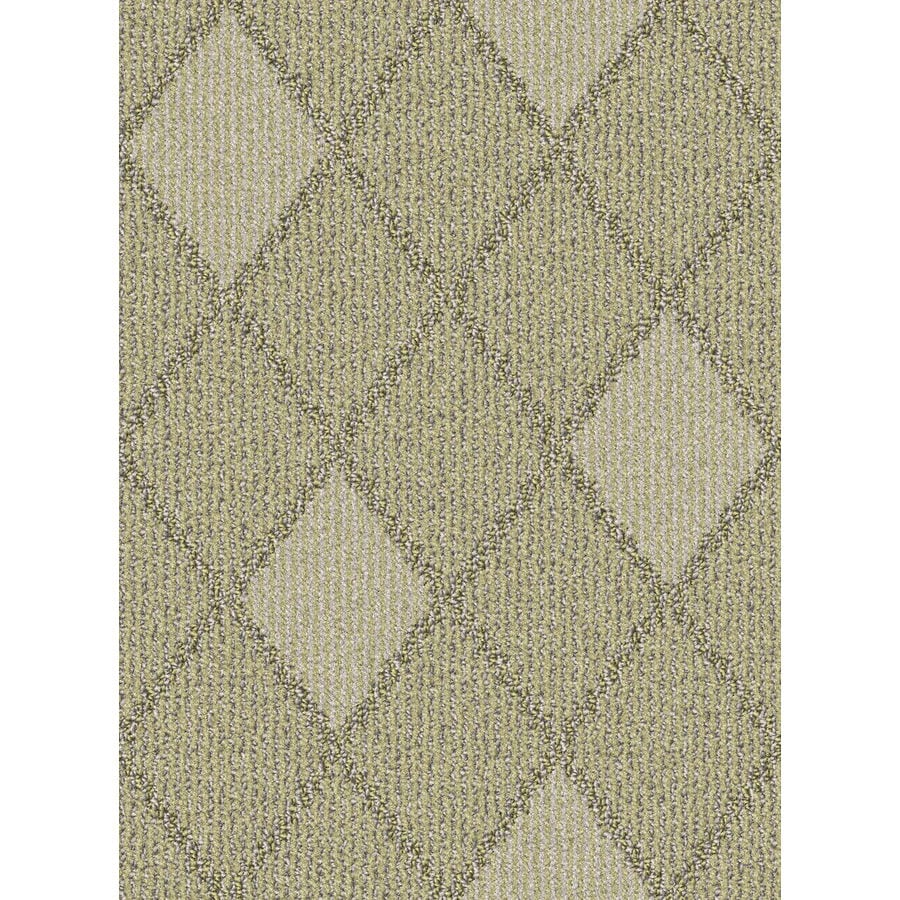 Lexmark Carpet Mills Essentials Insignia 12-ft W x Cut-to-Length Cashmere Pattern Interior Carpet