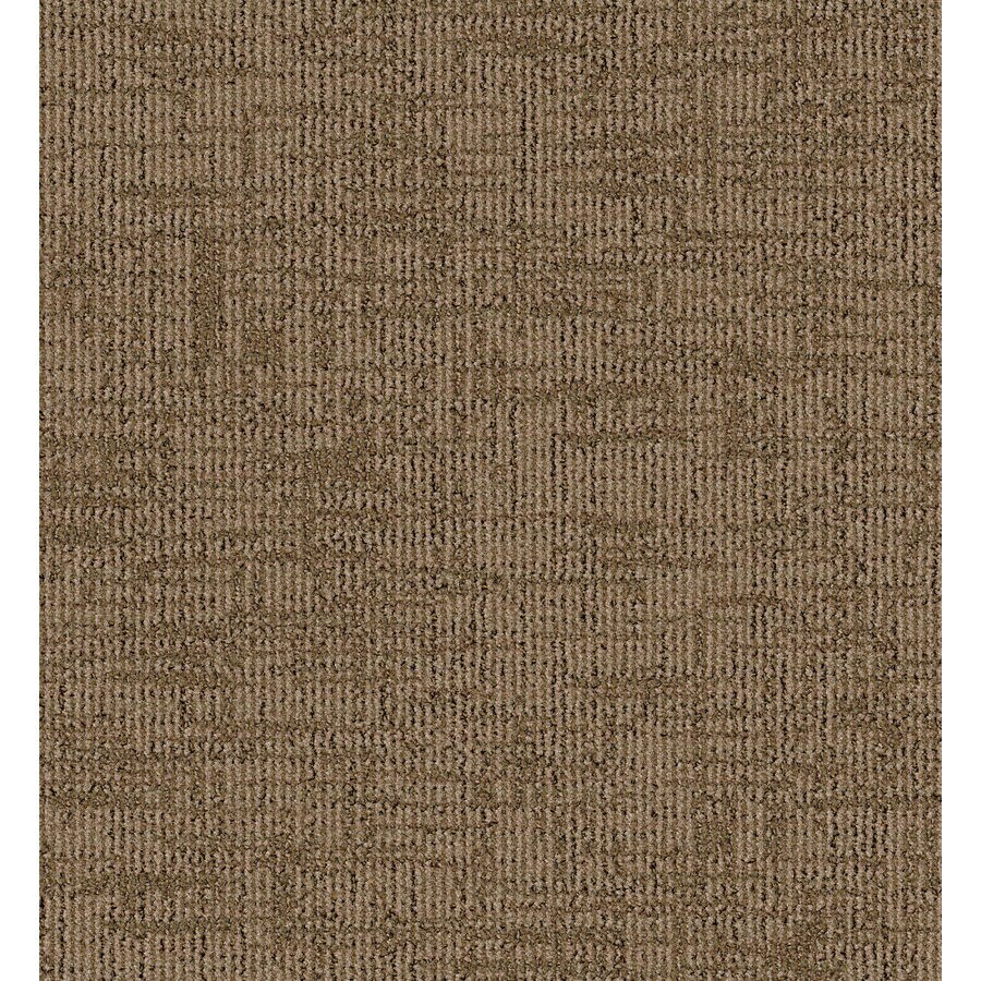 Lexmark Carpet Mills Essentials Ames 12-ft W x Cut-to-Length Warm Cider Pattern Interior Carpet