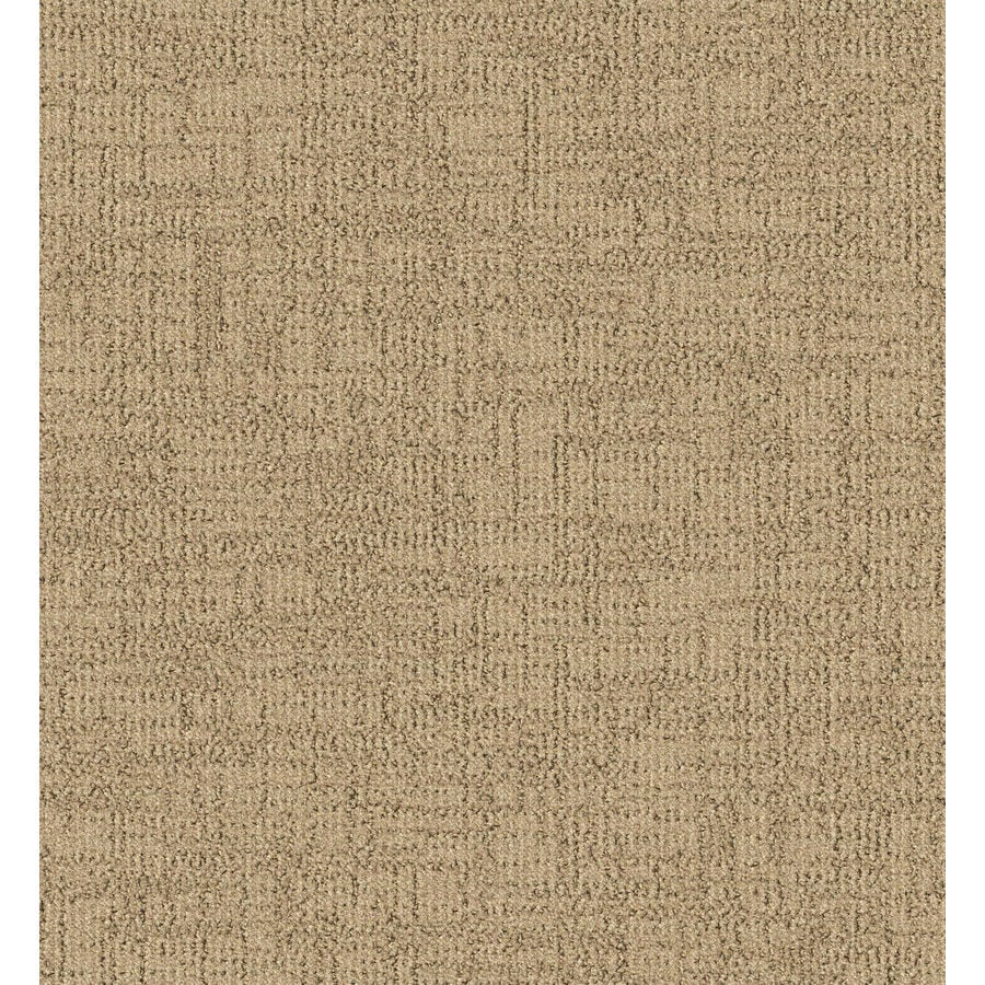 Lexmark Carpet Mills Essentials Ames 12-ft W x Cut-to-Length Sugar Cookie Pattern Interior Carpet