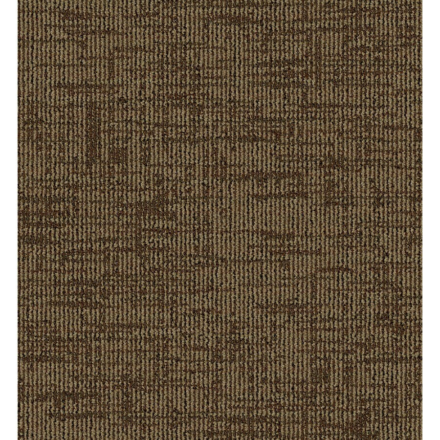 Lexmark Carpet Mills Essentials Ames 12-ft W x Cut-to-Length Hot Fudge Pattern Interior Carpet