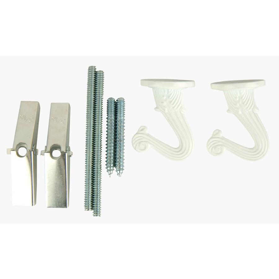 shop portfolio white metal swag light kit at