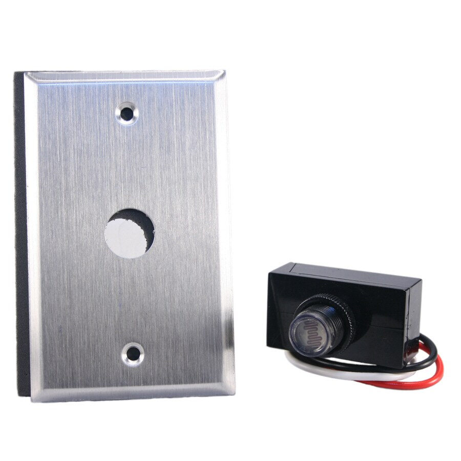 Utilitech Photocell with Cover Plate