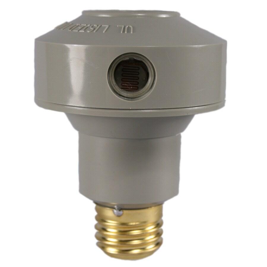 Utilitech Photocell Floodlight Control