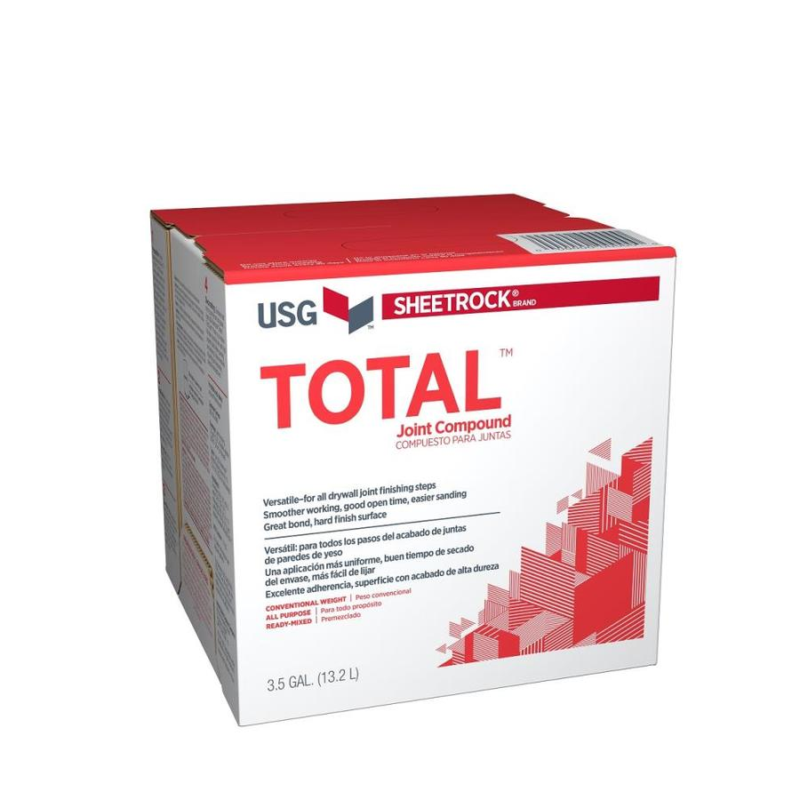 SHEETROCK Brand Total 3.5-Gallon Premixed All-Purpose Drywall Joint Compound
