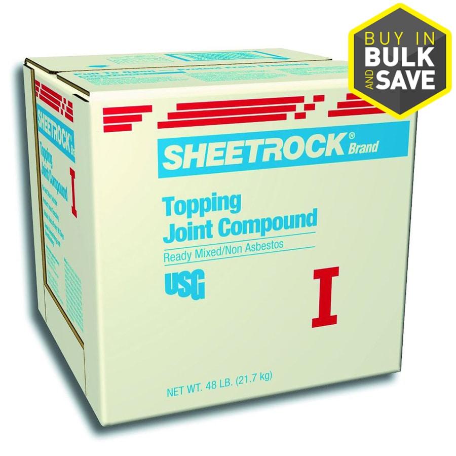 SHEETROCK Brand 3.5-Gallon Premixed Finishing Drywall Joint Compound