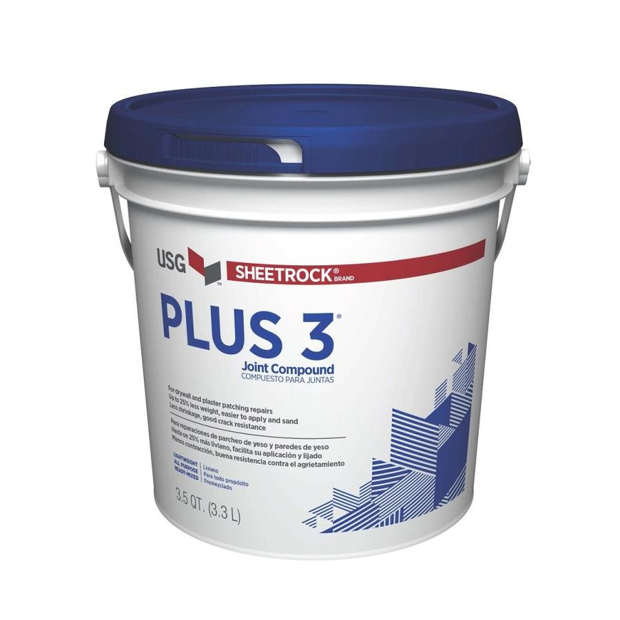 SHEETROCK Brand 3.5 Quart(S) Premixed Lightweight Drywall Joint Compound