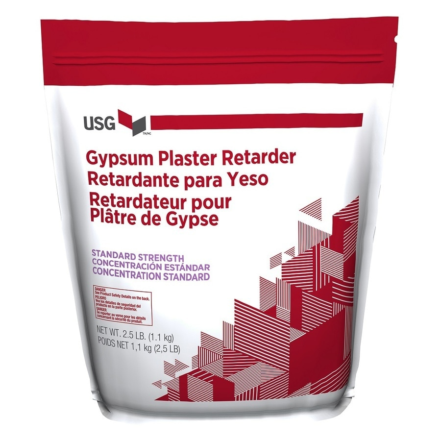 USG Retarder 2.5-lb Bag