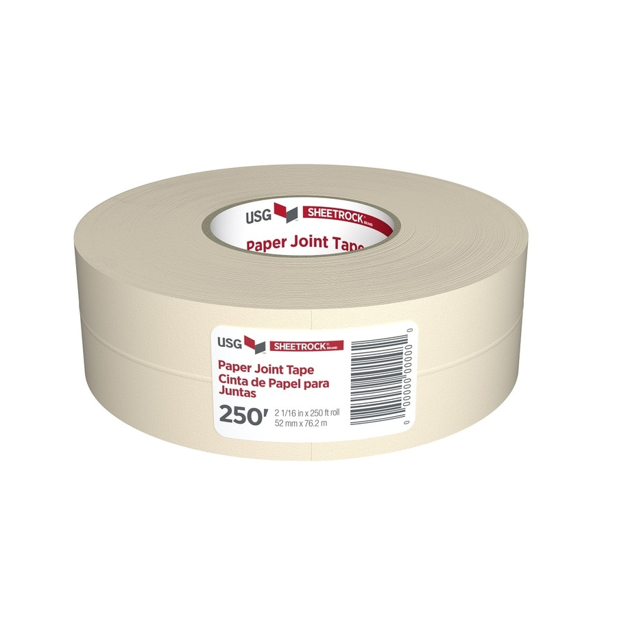 SHEETROCK Brand 2.0625-in x 250-ft Solid Joint Tape