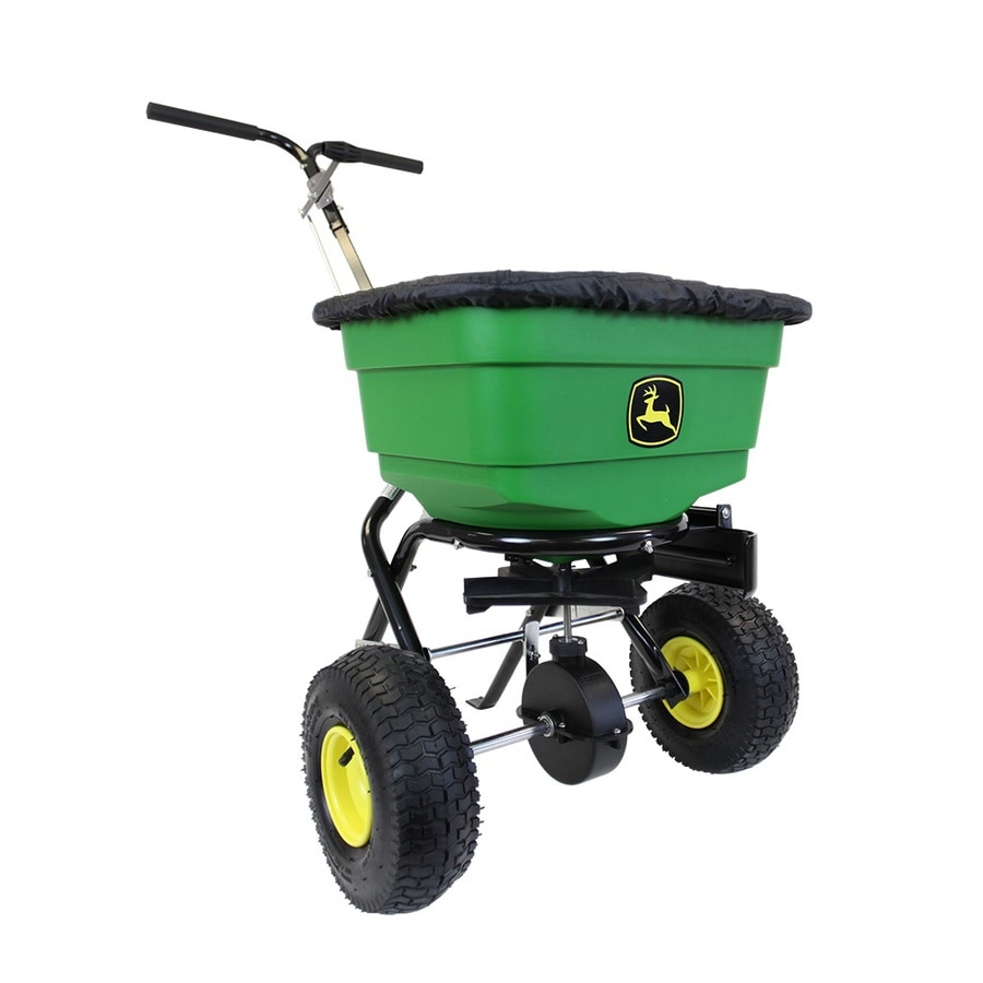 John Deere 50-lb Broadcast Fertilizer Spreader