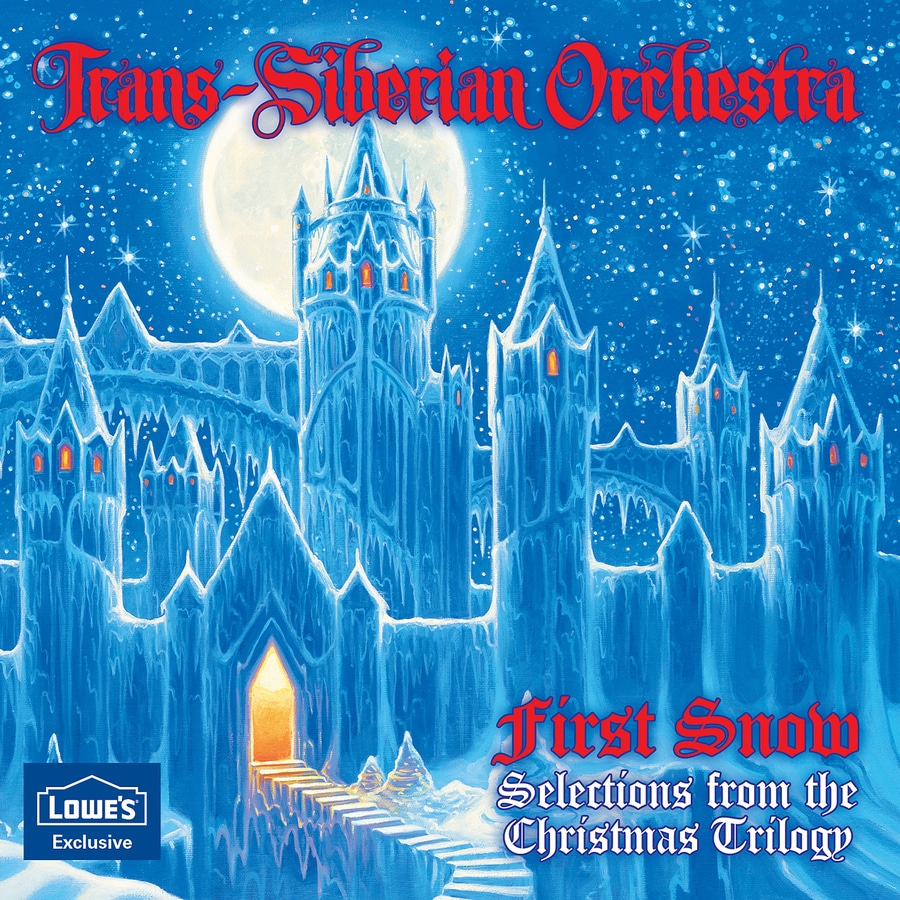 Shop WEA First Snow Selections From The Christmas Trilogy CD at ...