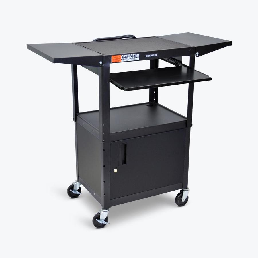 Luxor 42 In 1 Drawer Cabinet Utility Cart In The Utility Carts Department At Lowes Com