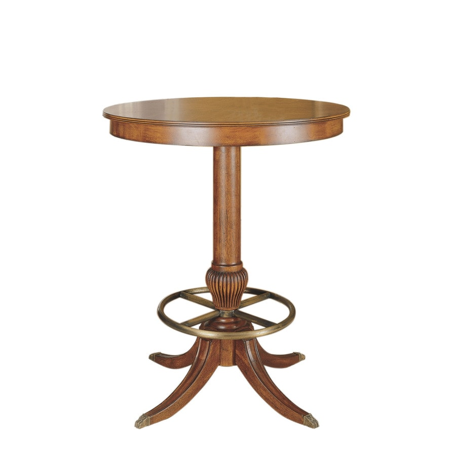 Powell Jamestown Landing Round Bar Table