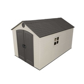 Lifetime Products Gable Storage Shed Common 8 Ft X 12 5