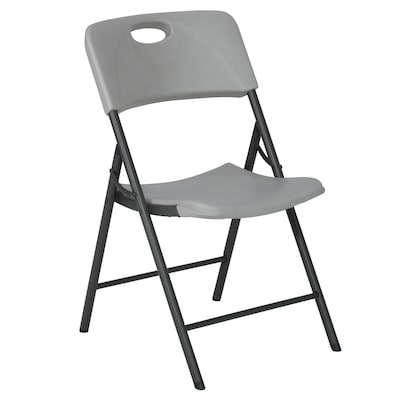 Astonishing Indoor Outdoor Steel Putty With Bronze Sand Frame Standard Folding Chair Pdpeps Interior Chair Design Pdpepsorg
