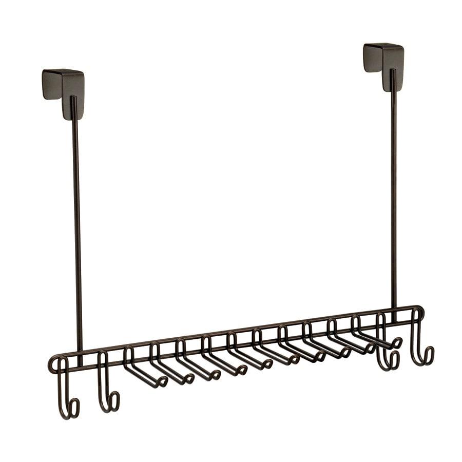 interDesign Bronze Classico Tie/Belt Rack