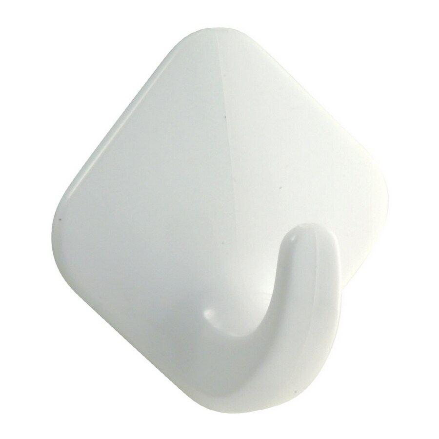 interDesign White Adhesive Hook