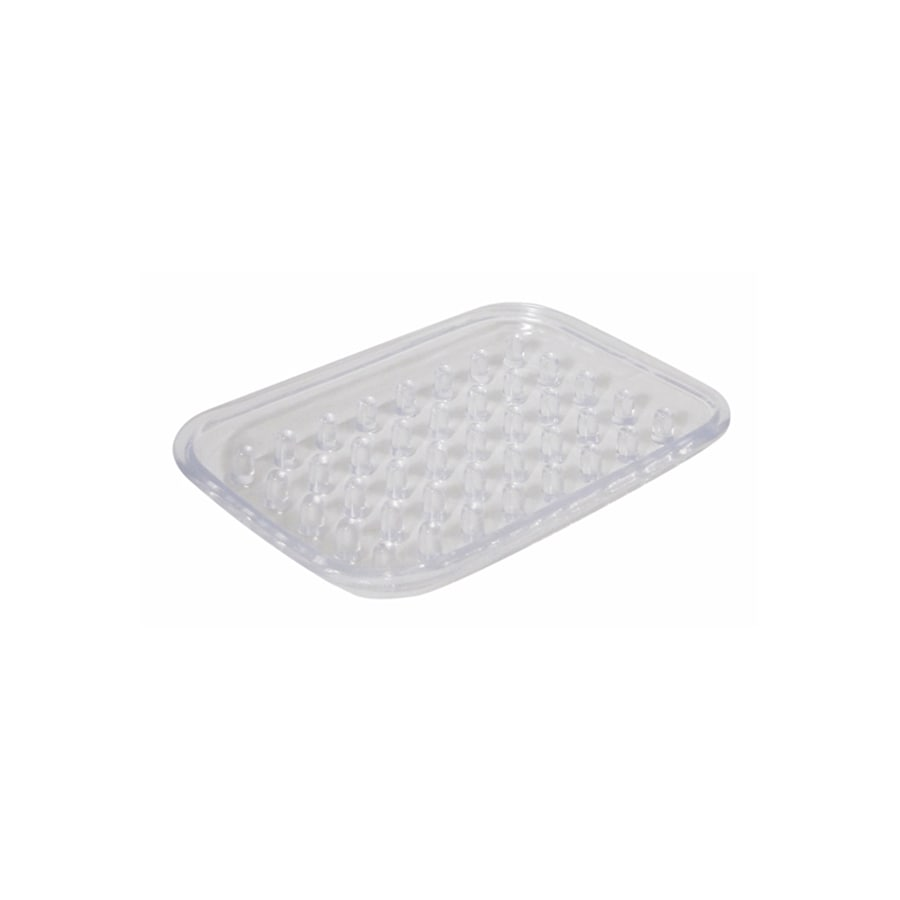 interDesign Plastic Suction Sink Caddy