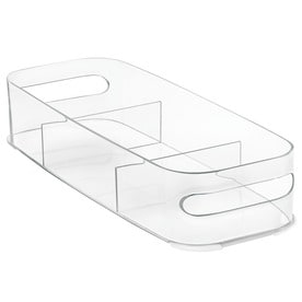 interdesign clear plastic vanity tray - Bathroom Accessories Lowes