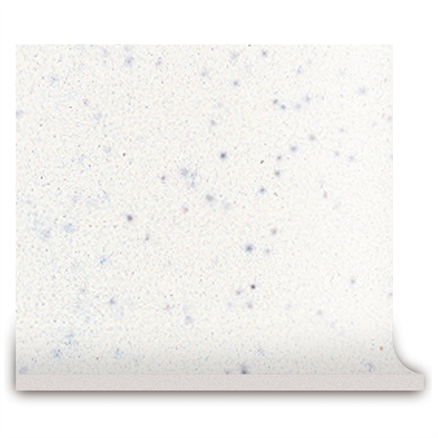American Olean Bright Salt and Pepper Ceramic Cove Base Tile (Common: 4-in x 4-in; Actual: 4.25-in x 4.25-in)