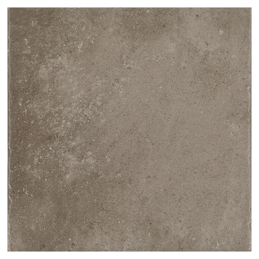 Shop american olean lincoln park steel gray porcelain floor and american olean lincoln park steel gray porcelain floor and wall tile common 12 dailygadgetfo Image collections
