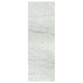 American Olean Mooreland Carrara White 4-in x 12-in Ceramic Wall Tile (Common: 4-in x 12-in; Actual: 4.29-in x 12.9-in)
