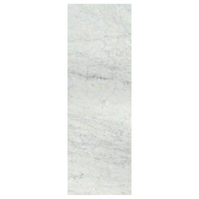 American Olean Mooreland Carrara White 4 In X 12 In