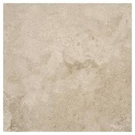 American Olean Grandview Warm Sand Porcelain Floor And Wall Tile Common 12 In
