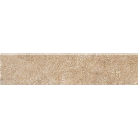 American Olean Grandview Warm Sand 3-in x 12-in Glazed Porcelain Tile