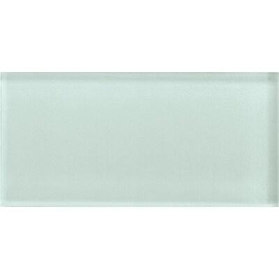 American Olean Color Appeal Vintage Mint Glass Wall Tile