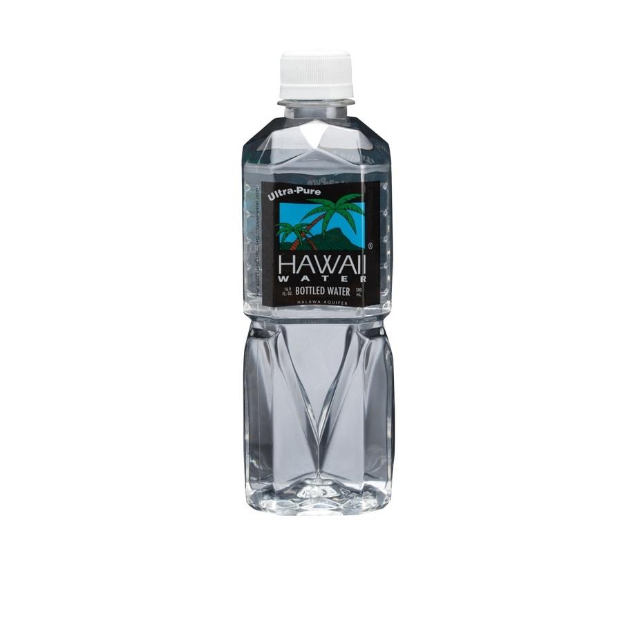 Hawaii Mountain Fresh 24-Pack 16.9-fl oz Purified Bottled Water