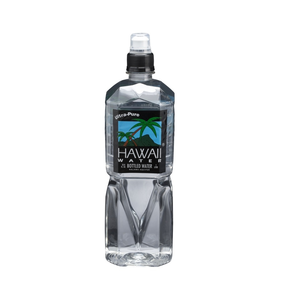 Hawaii Mountain Fresh 12-Pack 33.814-fl oz Purified Bottled Water