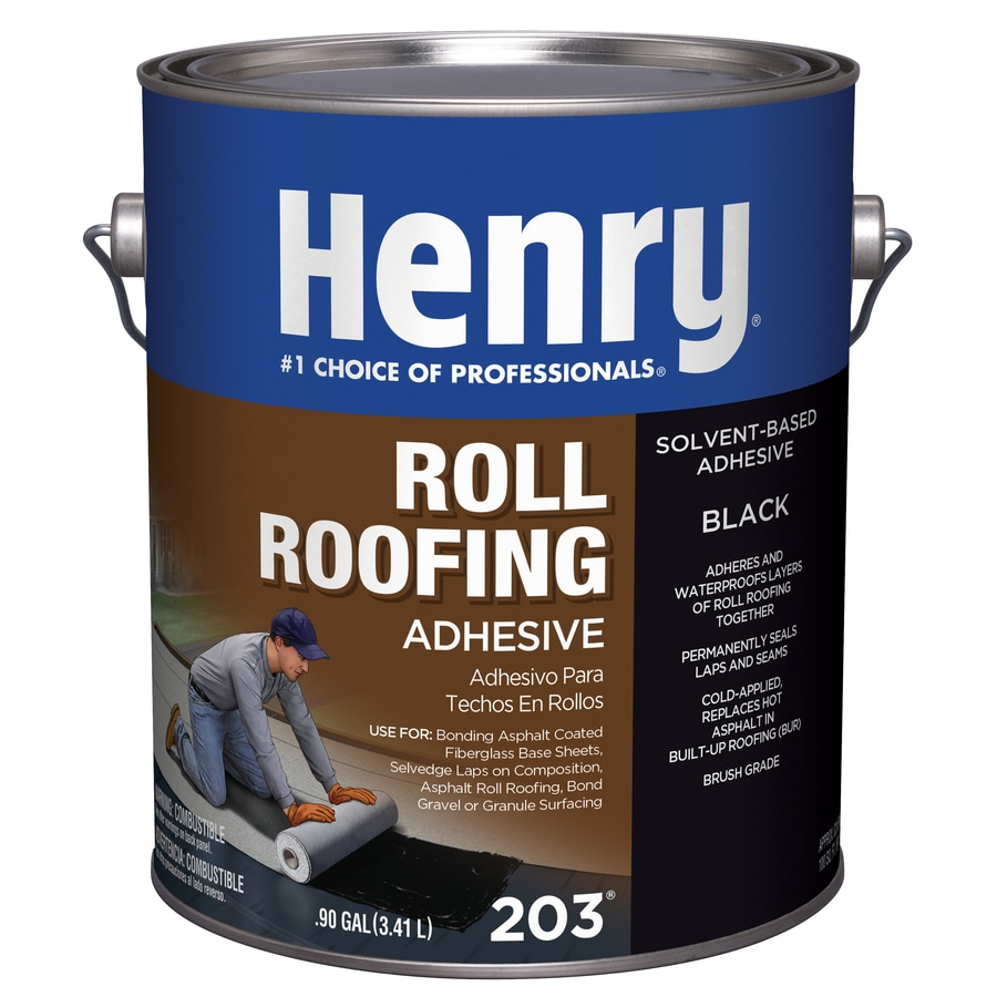Henry Company Roll Roofing Adhesive 128-fl oz Roof Adhesive
