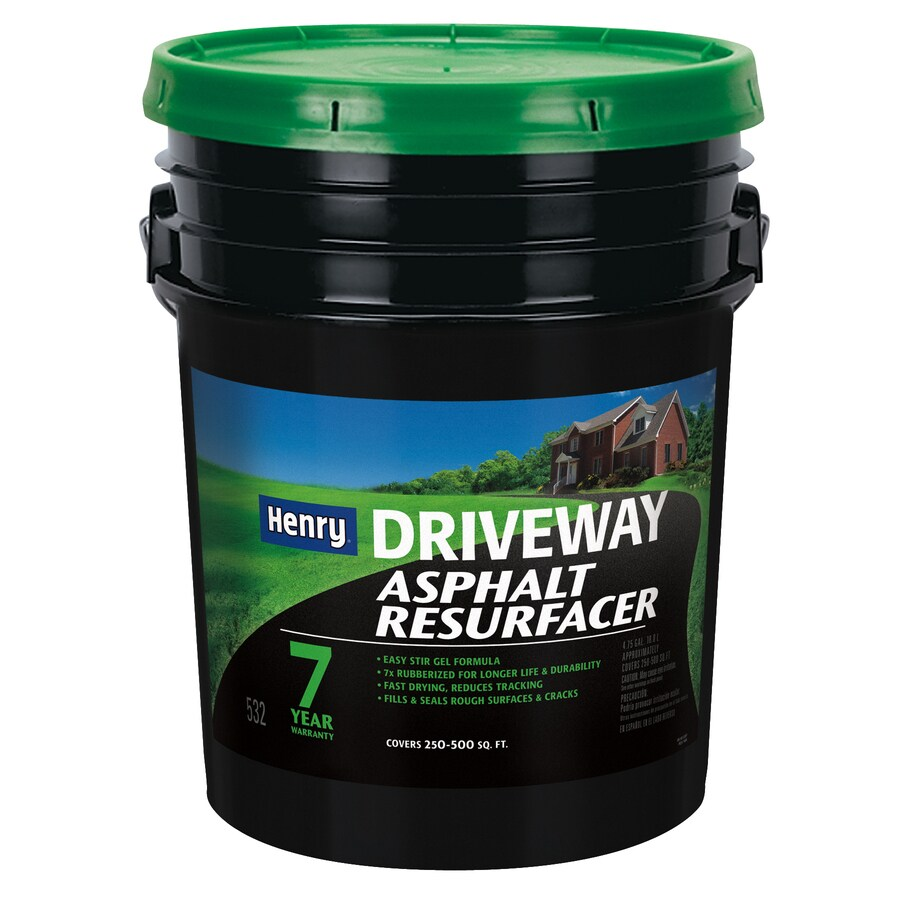Asphalt Асфальт Home: Henry Company 5-Gallon Asphalt Sealer At Lowesforpros.com
