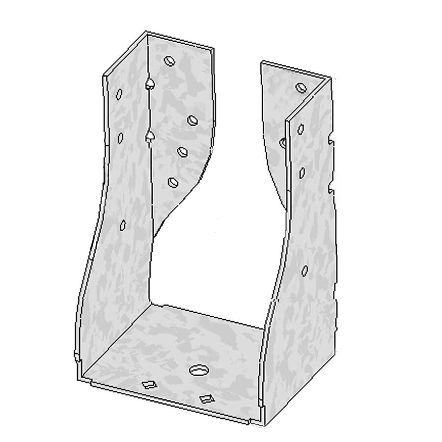 USP 4-in x 6-8-in Inverted Flange Face Mount Hanger