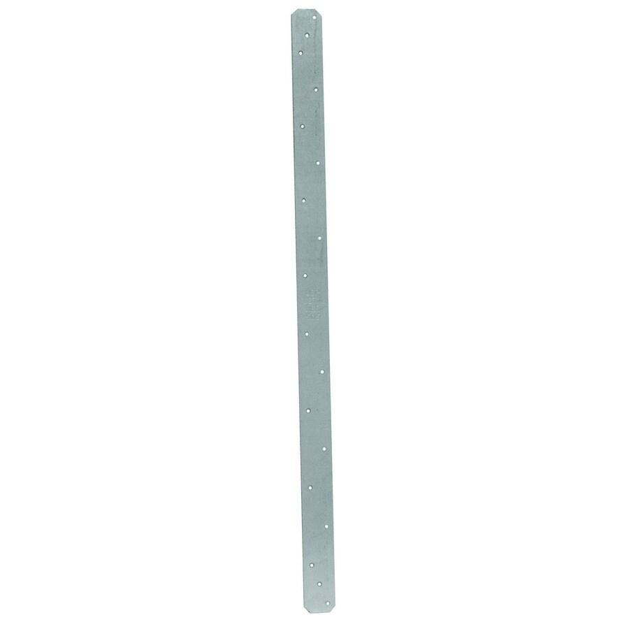 USP 1-1/4-in x 24-in Medium-Capacity Triple Zinc Strap Tie