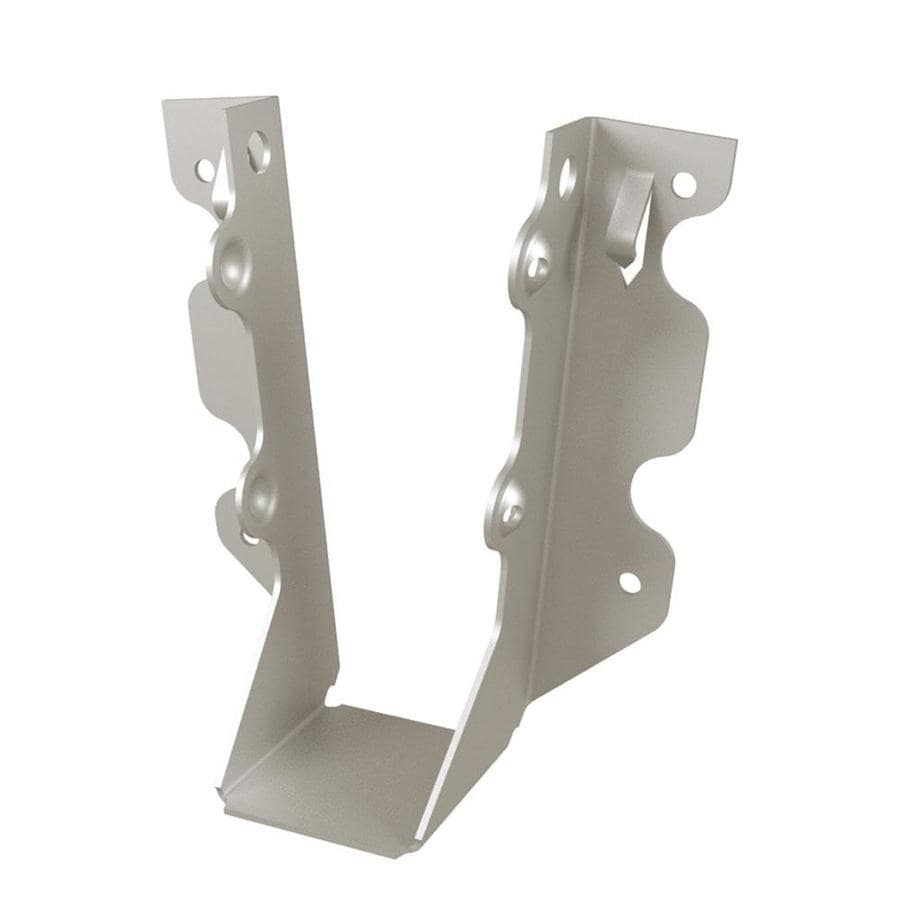 USP 2-in x 6-in Triple Zinc Face Mount Joist Hanger  sc 1 st  Loweu0027s & Shop Structural Hardware at Lowes.com