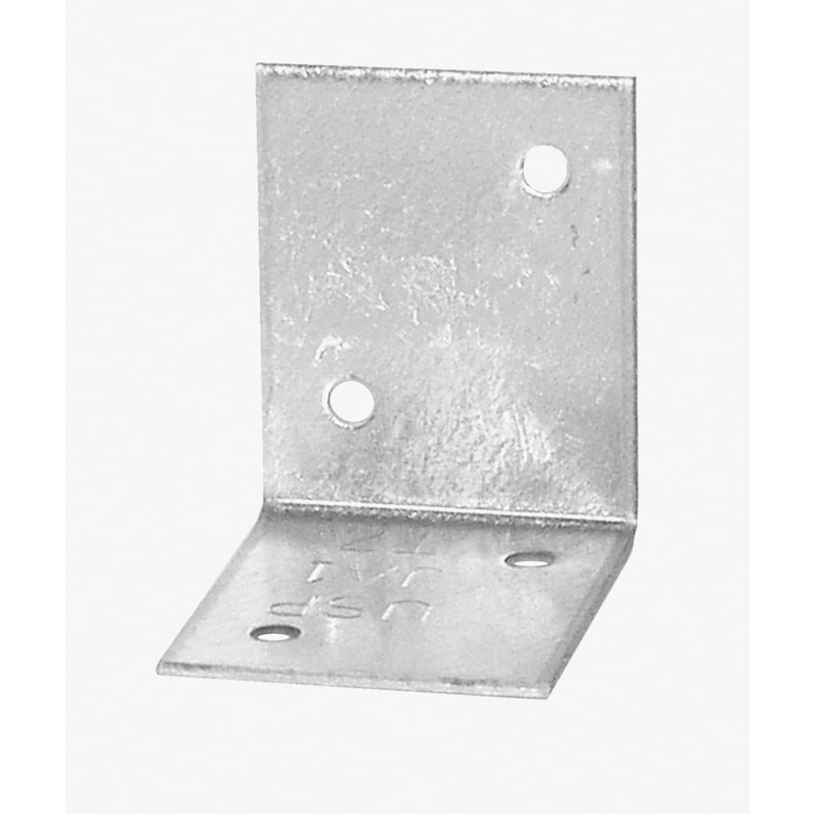 USP 1-7/16-in x 1-7/16-in x 2-3/4-in Triple Zinc Framing Angle