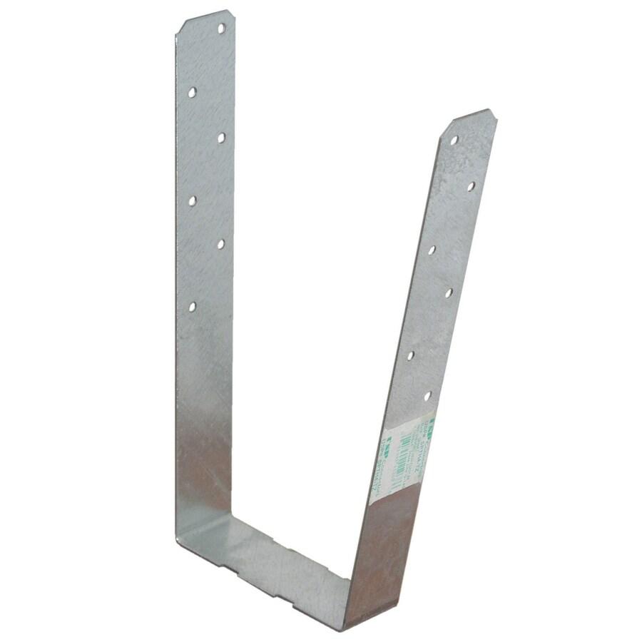 USP 3-9/16-in x 8-5/8-in Triple Zinc Heavy-Duty Stud Plate Tie