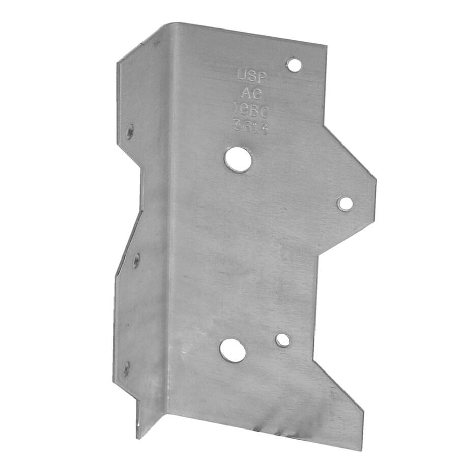 USP 1-5/16-in x 2-3/8-in x 4-in Triple Zinc Angle Clip