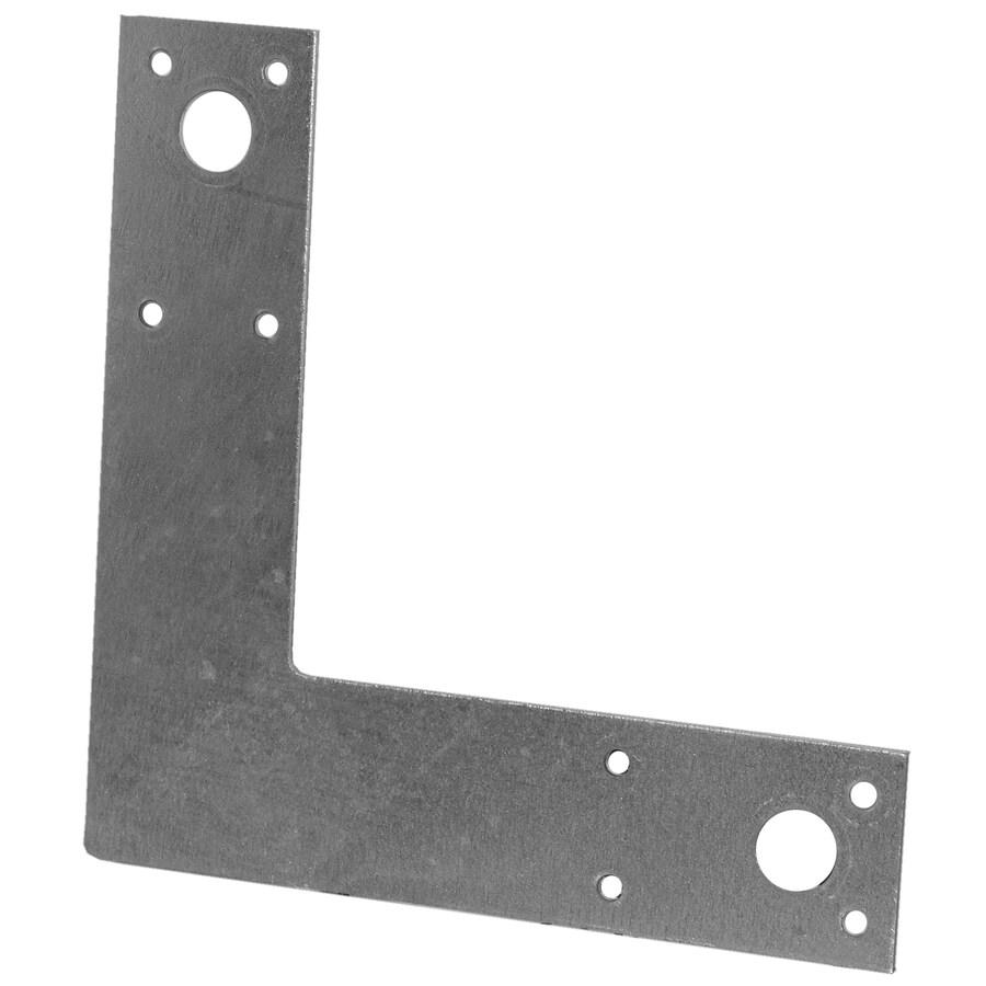 USP 1-1/2-in x 6-in x 6-in Triple Zinc L-Strap