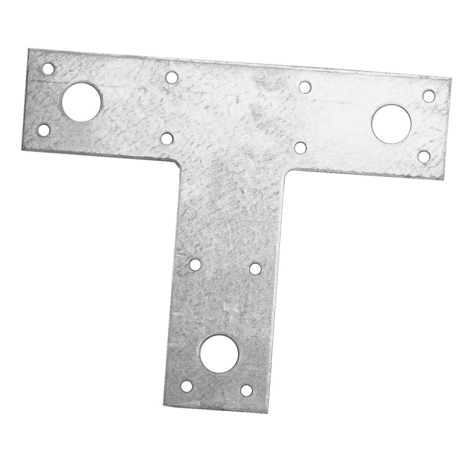 USP 1-1/2-in x 6-in x 6-in Triple Zinc T-Strap