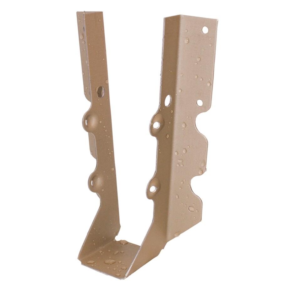 USP 2-in x 8-in Gold Coat Slant Nail Joist Hanger