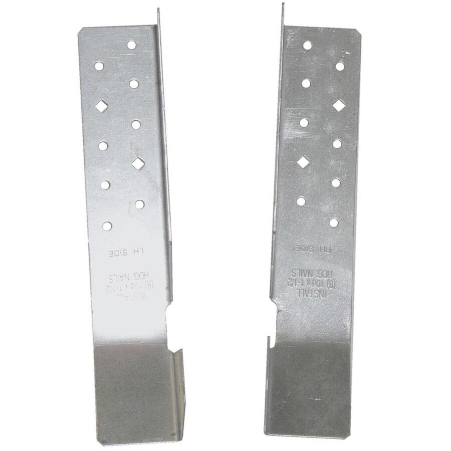 USP 5-in x 5-in x 1-7/16-in Triple Zinc Concealed Stringer Hanger
