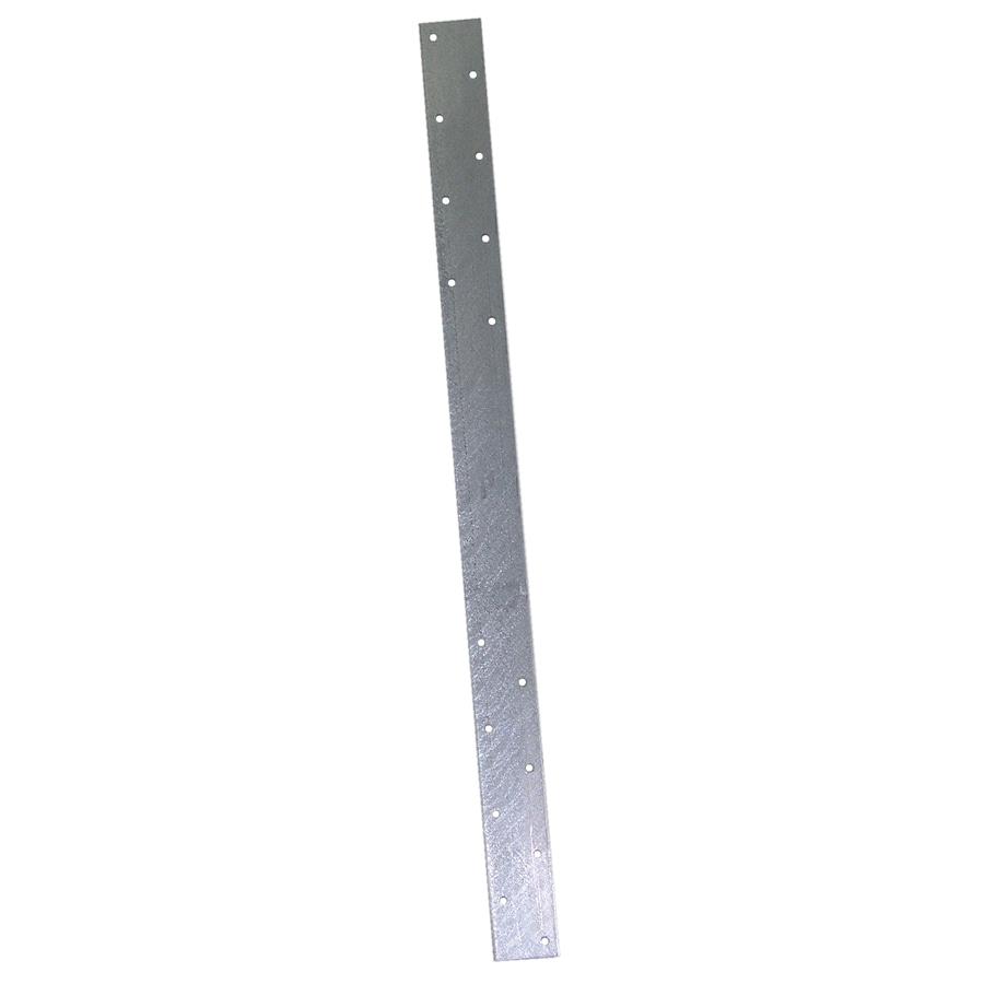 USP 1-1/2-in x 28-5/16-in Triple Zinc Strap Tie