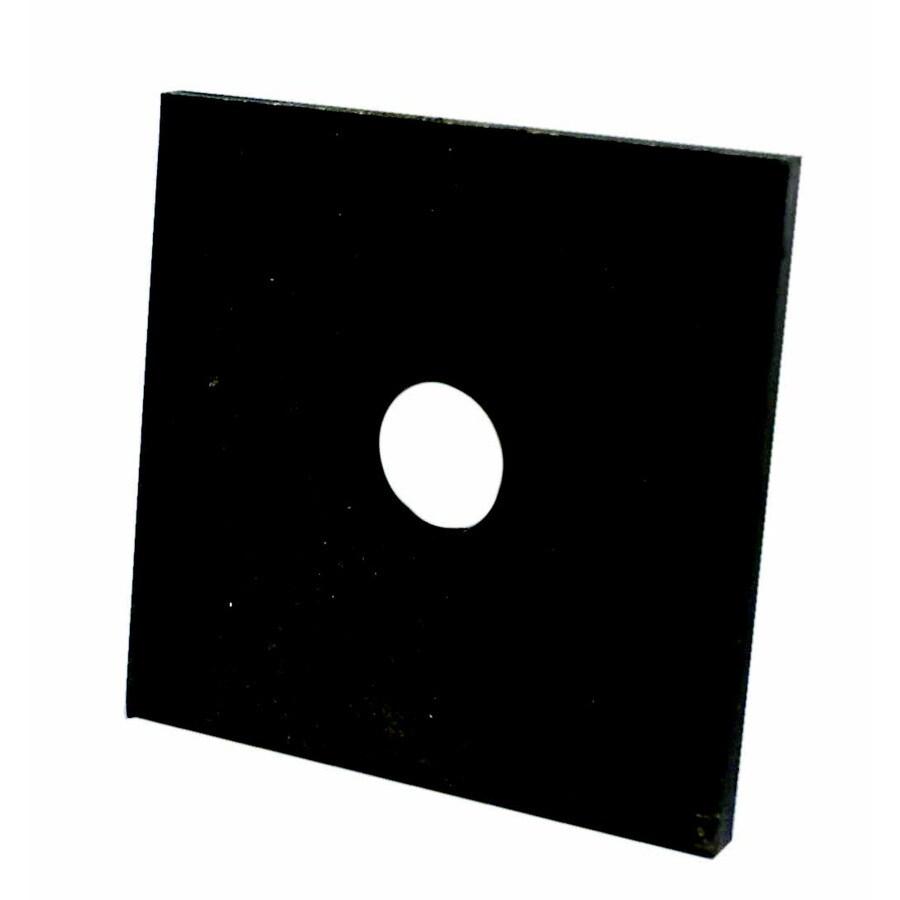 USP 3-in x 3-in x 5/8-in Bearing Plate
