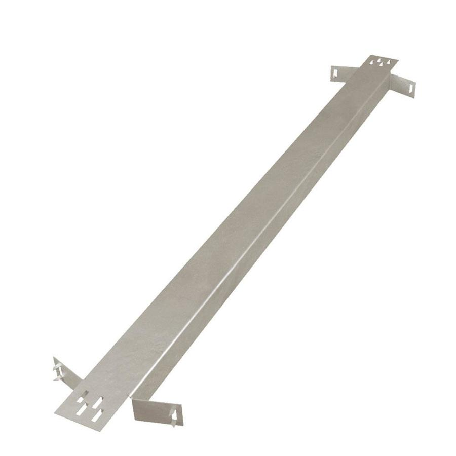 USP Stabilizer 50-Pack 1-in x 3.25-in x 25.25-in Galvanized/Un-Coated Flat Braces