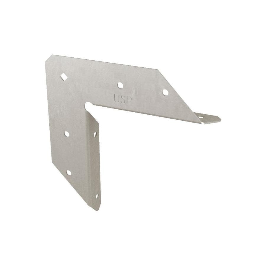 Zinc Double 90-Degree Framing Square Angle Hardware Structural ...