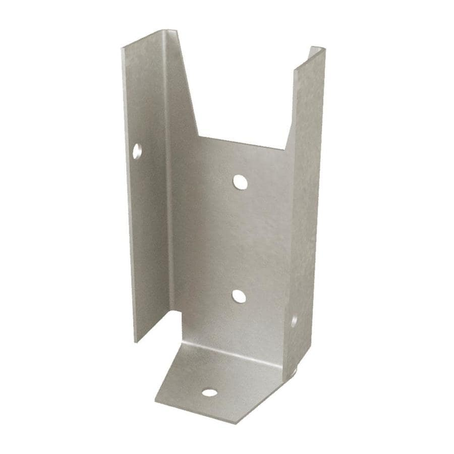 USP Triple Zinc 1-9/16-in x 3-3/8-in Fence Bracket