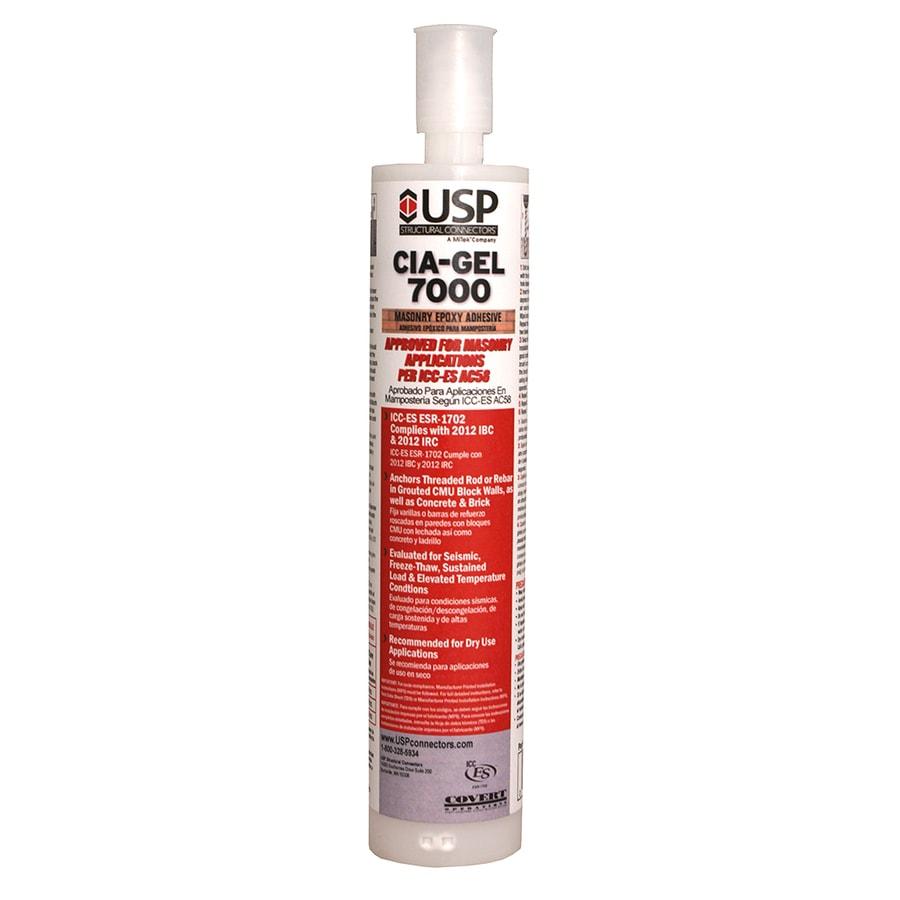USP GEL7 White Epoxy Adhesive